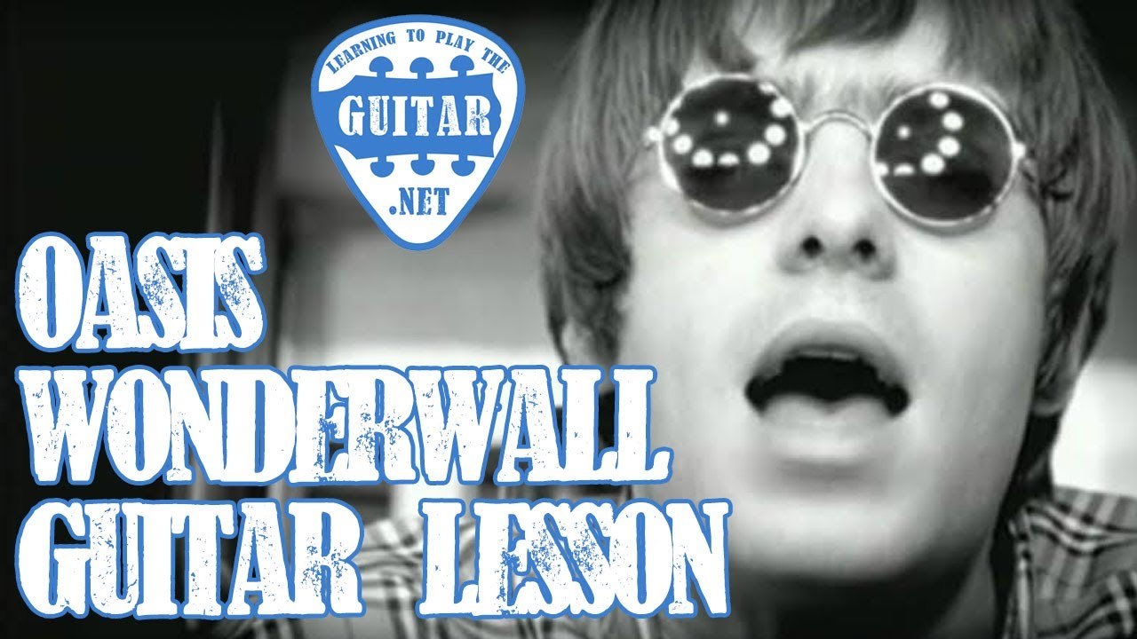 Wonderwall Guitar Lesson - Oasis | Guitar Lessons 365
