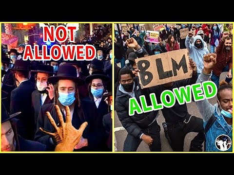 Really?! Police Arrest Lockdown Critics While Instigating Fights With BLM!
