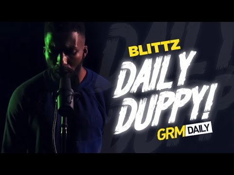 Blittz - Daily Duppy S:05 EP:13  GRM Daily