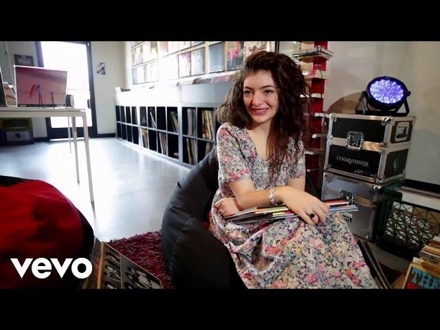 Lorde - Influences  (VEVO LIFT)