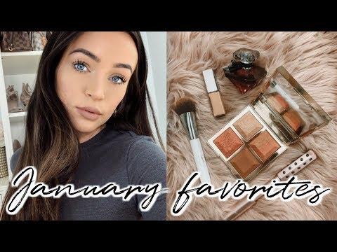 JANUARY BEAUTY FAVORITES 2019 💕 | Stephanie Ledda