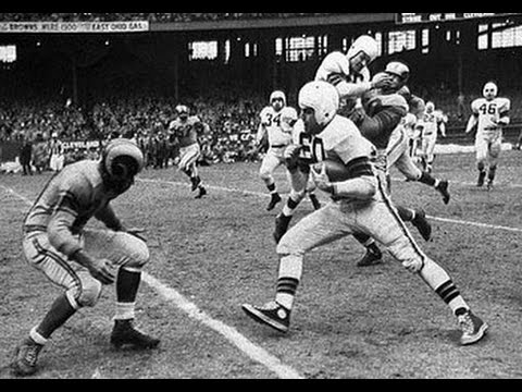 1950 NFL Championship The Way it Was