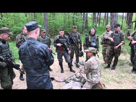 Lessons From Iraq Help US Troops Train Ukrainians