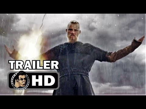 "VIKINGS Season 5 Official Teaser Trailers ""Bjorn, Lagertha, Ivar, Crow""  (HD) History Series"