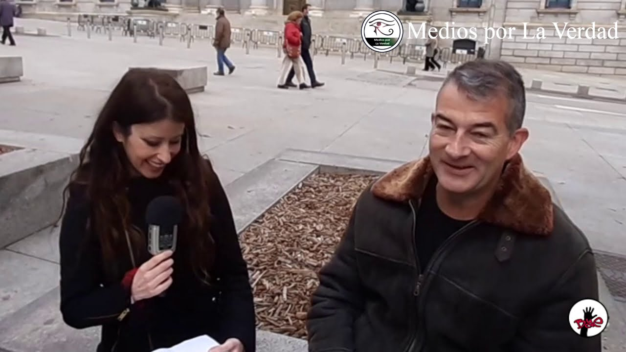 Exclusiva!!! Entrevista a Aitor, Un Abogado contra la demagogia y Freya en Madrid