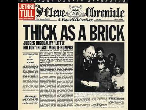 best Jethro Tull songs