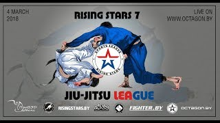Rising Stars 7 Jiu-Jitsu league || Jiu-Jitsu Highlights || Best submission 2018