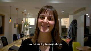 Christina shares her takeaway from Jose's Workshop!
