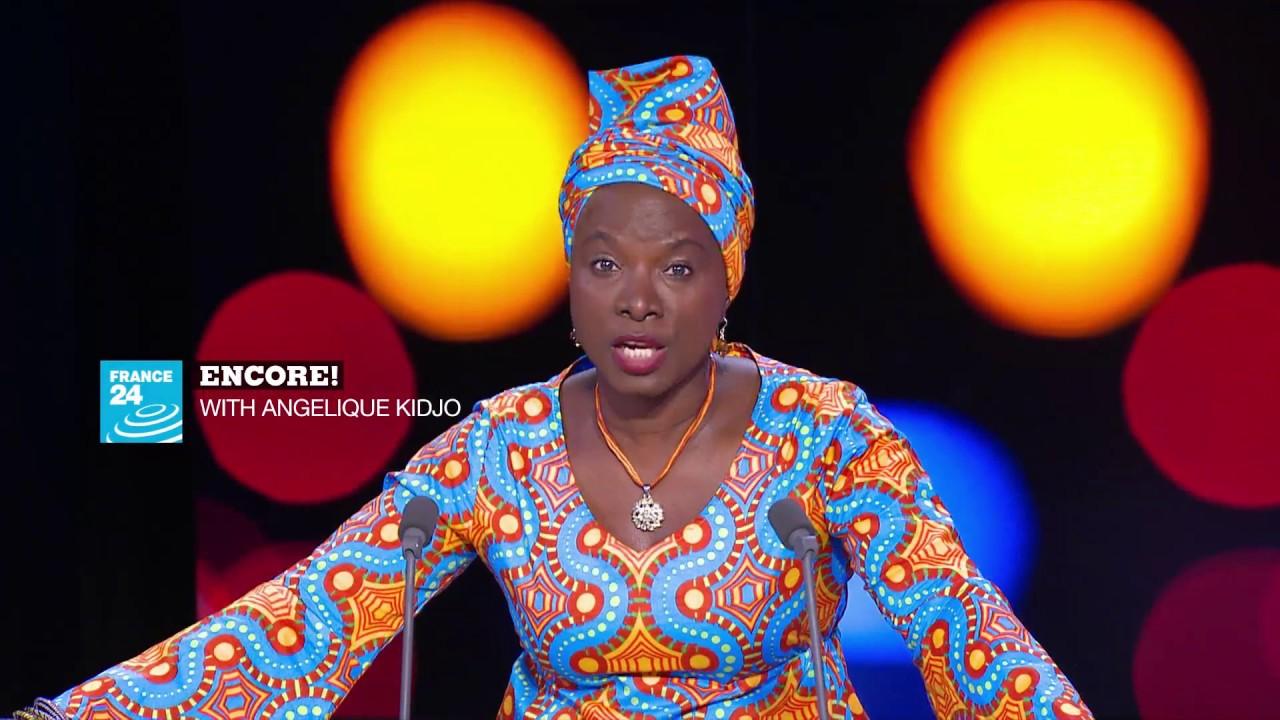 فرانس 24:Encore! with Angelique Kidjo