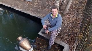 видео Аэраторы для пруда: система аэрации воды зимой и летом