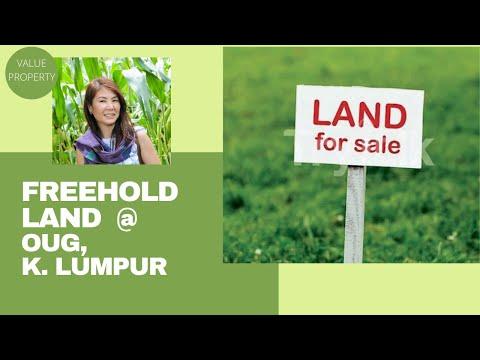 Freehold Residential Land @ OUG, Kuala Lumpur