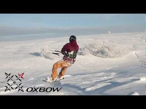 Flysurfer Speed4 10m Deluxe - Snowkiting Czech Republic