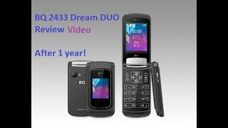 bQ 2433 Dream DUO Review/ Super Phone or not?