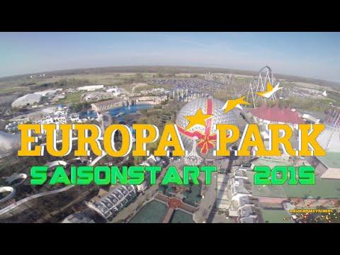 EUROPA-PARK Saisonstart 2015