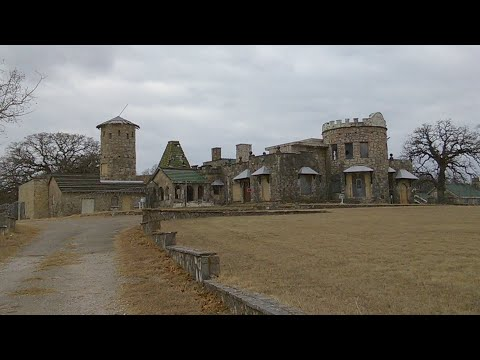Ghosts & Spirits LIVE: Lake Worth Castle