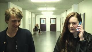 Filmgymnasiet Gotland - slutproduktion 2014 - Hans drömmars tjej