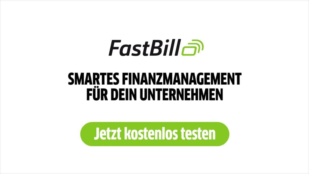 PayPal für die FastBill Online Rechnung aktivieren - YouTube