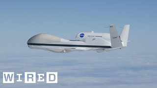 This NASA Drone Flies Over Hurricanes For Better Weather Forecasts | WIRED