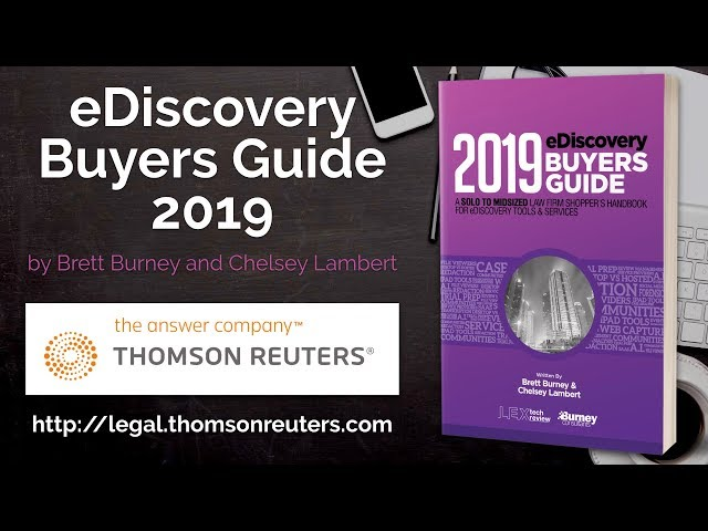 Thomson Reuters eDiscovery Point Video Review