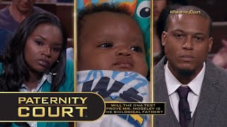 His Paternity Determines Matrimony As Fiance Will Leave If He's Dad (Full Episode)   Paternity Court