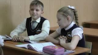"""Фрагмент урока английского языка в 3 классе """"Готовимся к празднику"""" (учитель Минченко Г.С.)"""