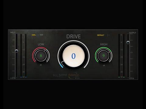 H.L.S DRIVE: Mixing GUITAR