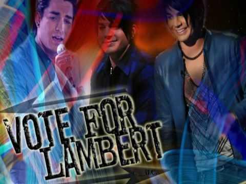 ADAM LAMBERT - (American Idol Top 5) - Feeling Good