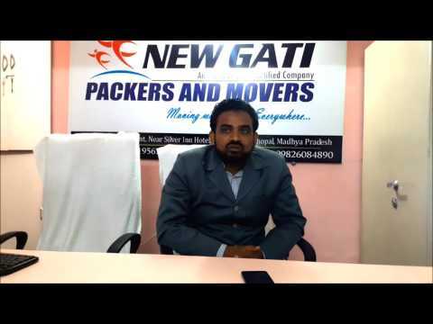 New Gati Packers and Movers in Bhopal Office