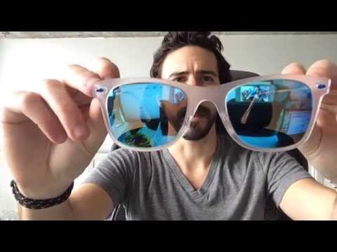 Ray-Ban RB 4210 Lightray Wayfarer Sunglasses Review