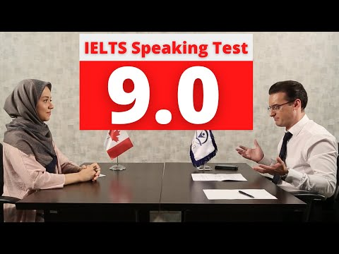IELTS Speaking Test Band Score Of 9 With Feedback
