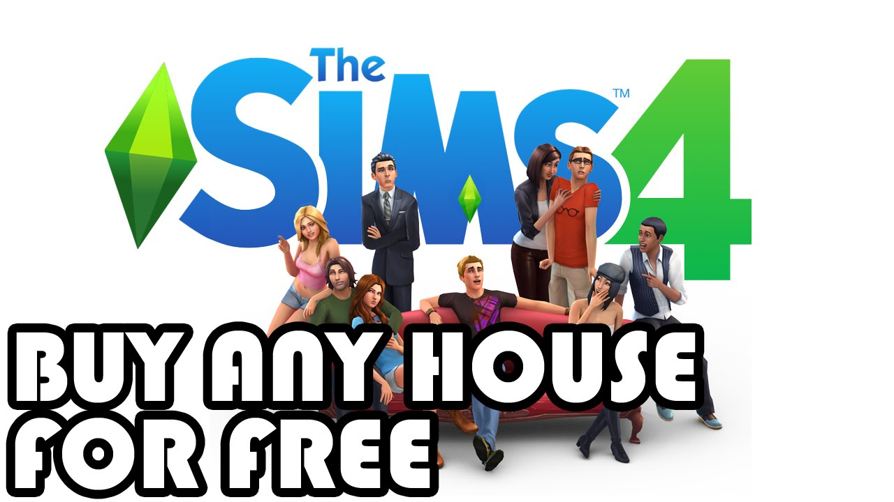 The Sims 4 - Cheat Codes - Buy Any House For Free
