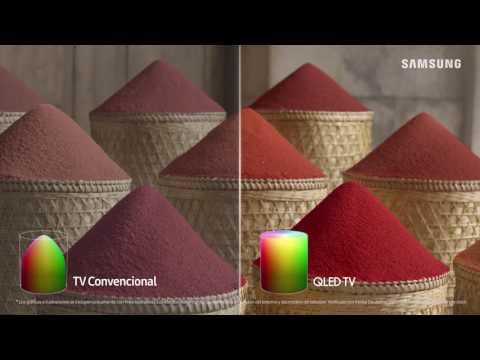 Samsung QLED TV - ¿Qué es Quantum Dot?