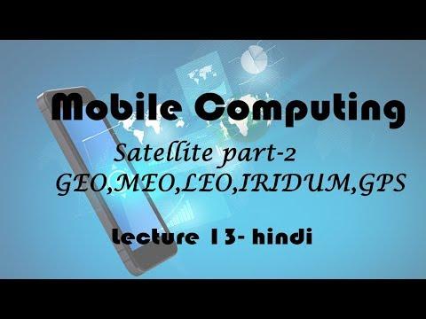 satellite part 2 GEO,MEO,LEO,IRIDUM,GPS (hindi)