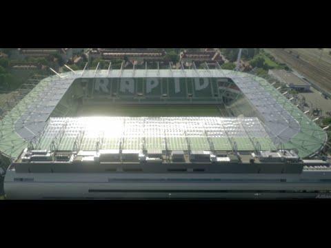 Das Allianz Stadion. Alte Heimat - neues Zuhause.