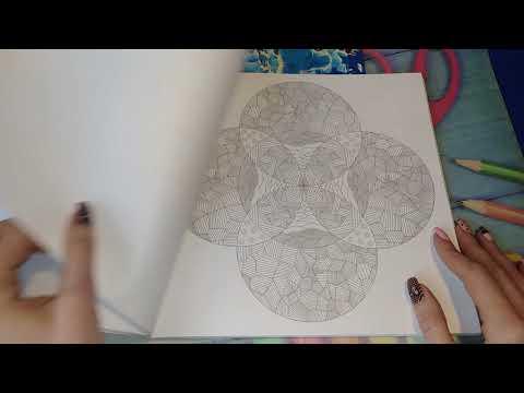 Раскраска В мире геометрических метоморфоз. Обзор