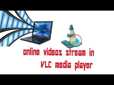 Online Video Stream In VLC Media Player