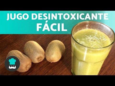 JUGO verde para DESINTOXICAR el ORGANISMO ✅ ¡Muy Saludable!