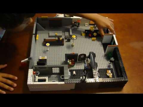 COOL Lego House YouTube