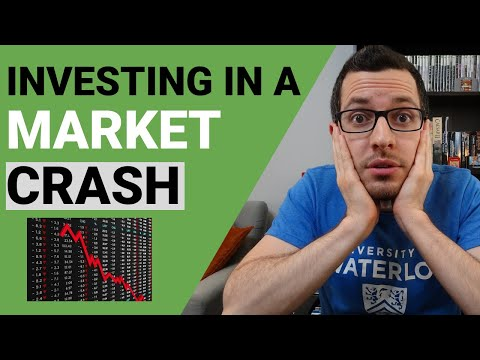 INVESTING DURING A MARKET CRASH | What To Do During 2020 Stock Market Crash | Protect Your Money