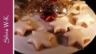 Zimtsterne / Weihnachtsgebäck