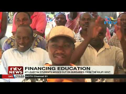National Government Action Affirmative Fund gives Kilifi students Ksh. 2.8M