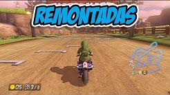 Remontadas pollitax finax | Mario Kart 8 Calando el motor.