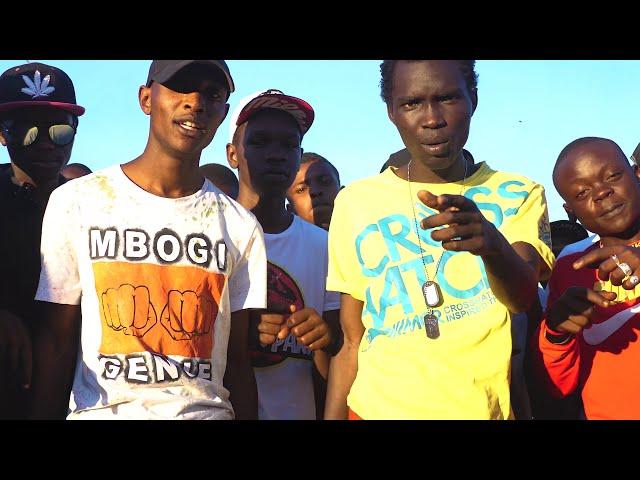 IKIJIPA - Mbogi Genje Ft Rix Roro X Dede Tarshian  (Official Music Video)