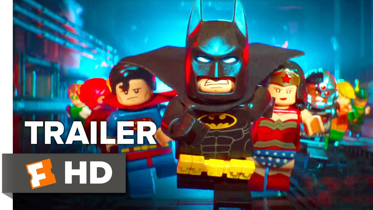 The Lego Batman Movie Official 'Batcave' Teaser Trailer 1