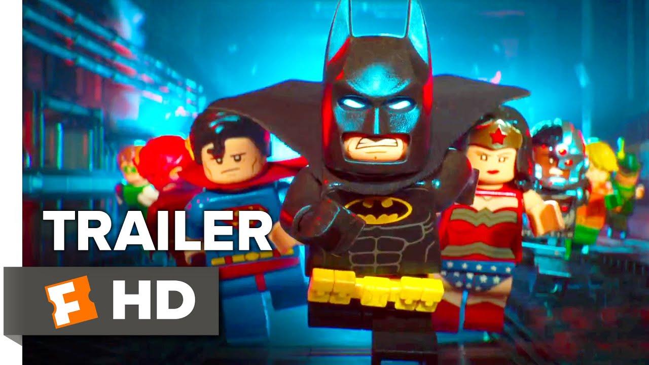 The Lego Batman Movie Official Batcave Teaser Trailer 1 2017 Will Arnett Movie Hd Youtube