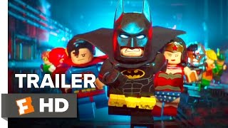 Repeat youtube video The Lego Batman Movie Official 'Batcave' Teaser Trailer 1 (2017) - Will Arnett Movie HD