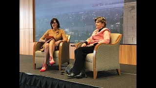 Gloria Allred interviewed by Kellie McElhaney: AmpEquity Speaker Series