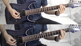 StoneSour - Reborn (dual guitar cover) || B E N C Z E