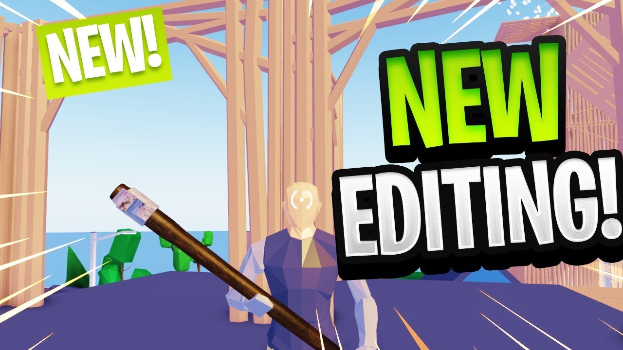 *NEW* EDITING SYSTEM IN STRUCID! (ROBLOX FORTNITE) - YouTube