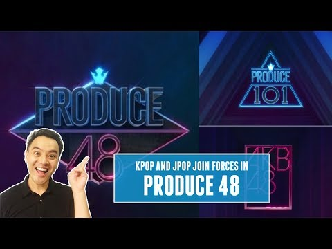 K-pop and J-pop join forces - Produce48 & the AKB48 model